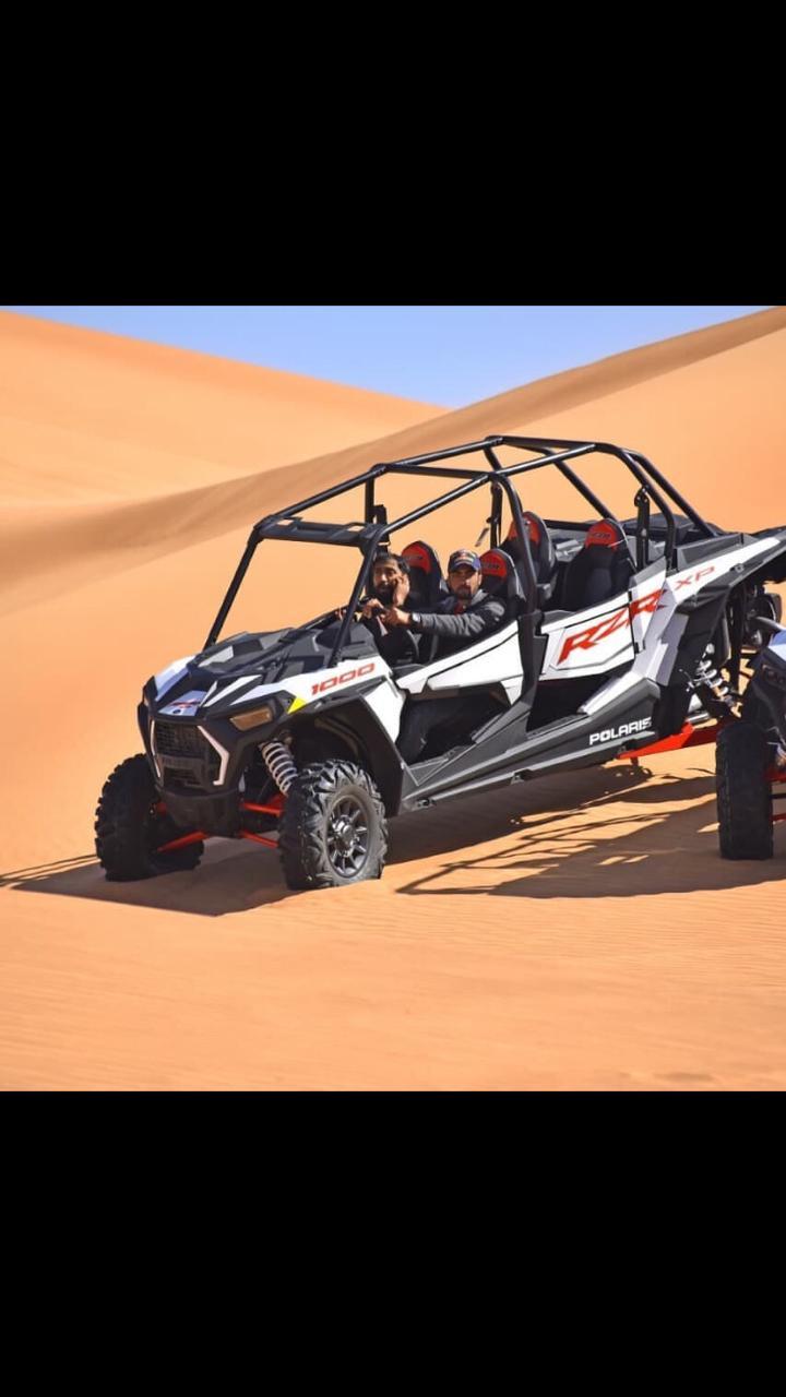 Engrossing Activities - Dubai Desert Safari
